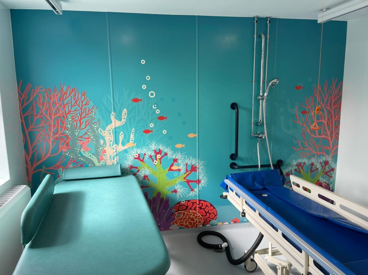 Rebecca House Children's Hospice  – Isle of Man
