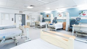 RVI Acute Cardiac Care Ward